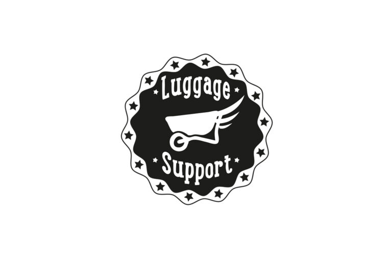 Shambala Travel Luggage Support Banner