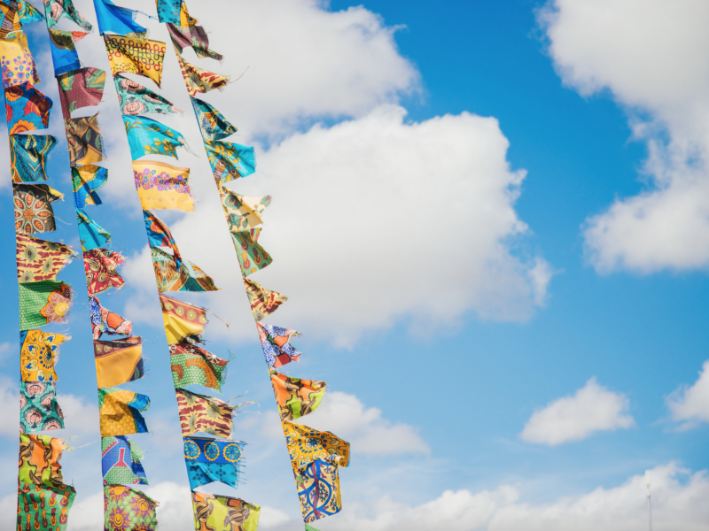 Flags In Place of War: Win 2 tickets to Shambala!