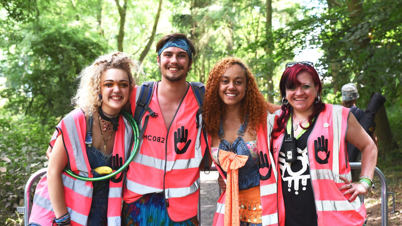 Shambala Volunteers My Cause UK