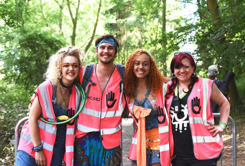 Shambala Volunteers My Cause UK