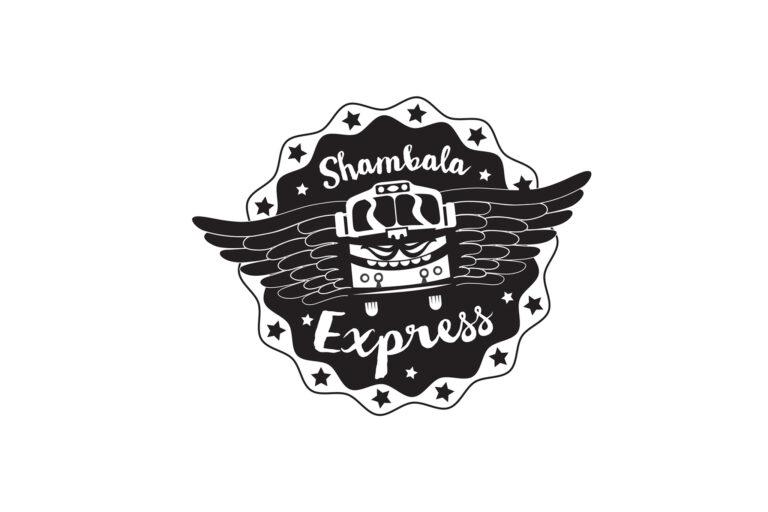 Shambala Express Banner